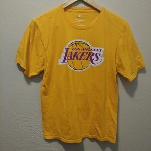 Los Angeles Lakers Lebron James Tre Shirt